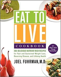 Eat To Live Cook Book