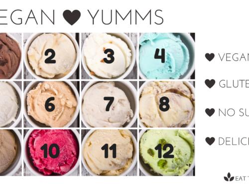 Nutritarian Ice Cream