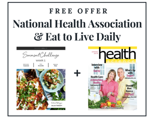 National Health Association Free Magazine Offer